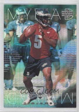 1999 Upper Deck Black Diamond Myriad #M7 - Donovan McNabb