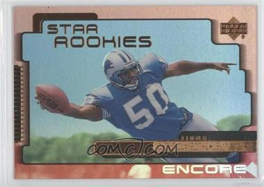 1999 Upper Deck Encore #185 - Chris Claiborne