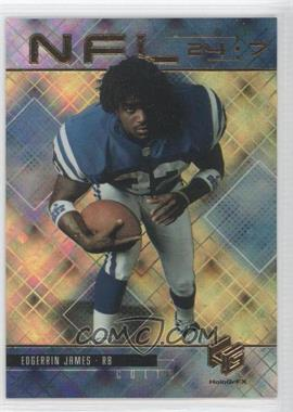 1999 Upper Deck HoloGrFX [???] #N11 - Edgerrin James