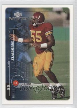 1999 Upper Deck MVP - [Base] #209 - Chris Claiborne