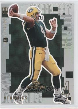 1999 Upper Deck MVP Dynamics #D15 - Brett Favre
