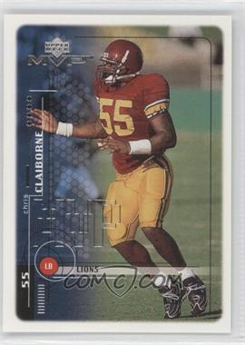 1999 Upper Deck MVP #209 - Chris Claiborne