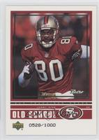 Jerry Rice, Terrell Owens /1000
