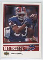 Andre Reed, Eric Moulds /1000
