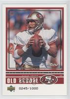 Steve Young, Cade McNown /1000