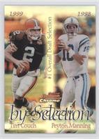Tim Couch, Peyton Manning