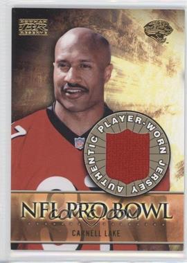 2000 Bowman Reserve NFL Pro Bowl Jerseys #PB-CL - Carnell Lake
