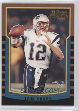 2000 Bowman #236 - Tom Brady
