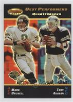 Troy Aikman, Mark Brunell
