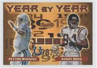 Peyton Manning, Randy Moss