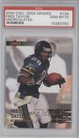 Fred Taylor /5000 [PSA 10]