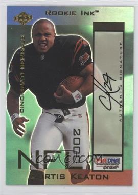 2000 Collector's Edge Masters [???] #N/A - Curtis Keaton /1130