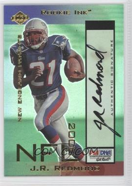 2000 Collector's Edge Odyssey Rookie Ink #JR - J.R. Redmond /1610