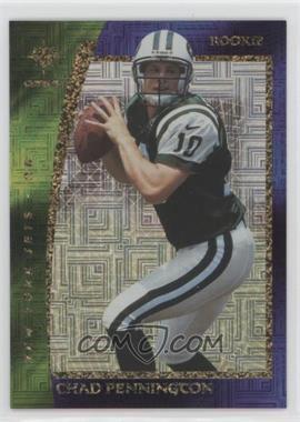 2000 Collector's Edge Odyssey Rookies HoloGold #142 - Chad Pennington /500
