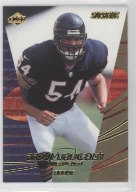 2000 Collector's Edge Supreme - [Base] #190 - Brian Urlacher /2000