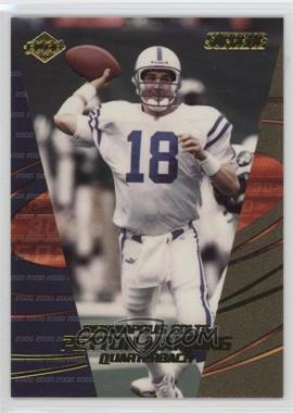 2000 Collector's Edge Supreme - Previews #PM - Peyton Manning