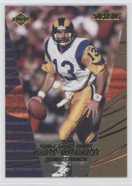 2000 Collector's Edge Supreme Previews #KUWA - Kurt Warner