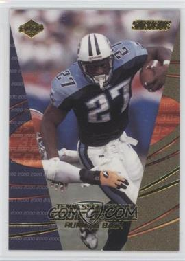 2000 Collector's Edge Supreme Previews #N/A - Eddie George