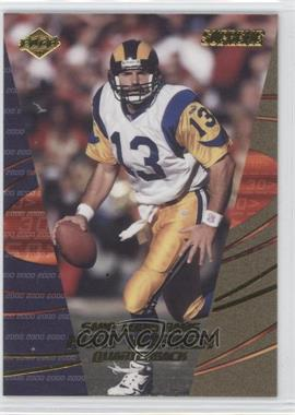 2000 Collector's Edge Supreme Previews #N/A - Kurt Warner
