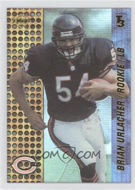 2000 Collector's Edge T3 [???] #3 - Brian Urlacher /999