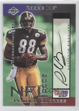 2000 Collector's Edge T3 Rookie Ink #N/A - Plaxico Burress