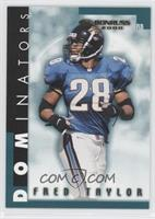 Fred Taylor #611/5,000
