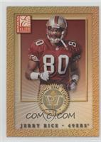 Jerry Rice, Randy Moss /500