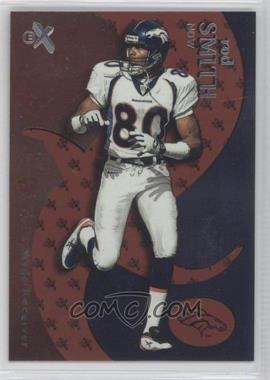 2000 EX Essential Credentials #100 - Rod Smith /50