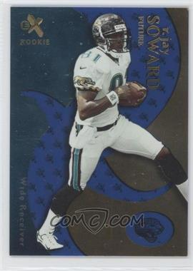 2000 EX Essential Credentials #108 - R Jay Soward /25