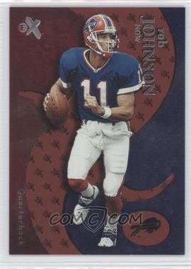 2000 EX Essential Credentials #11 - Rob Johnson /50