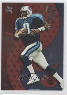 2000 EX Essential Credentials #27 - Steve McNair /50
