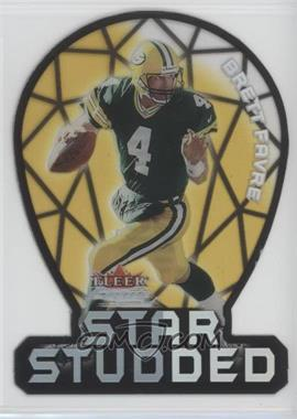 2000 Fleer Focus - Star Studded #15 SS - Brett Favre