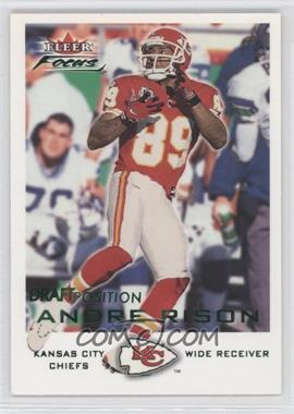 2000 Fleer Focus Draft Position #43 - Andre Rison /122