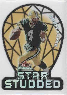 2000 Fleer Focus Star Studded #15 SS - Brett Favre
