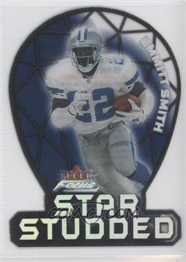 2000 Fleer Focus Star Studded #9 SS - Emmitt Smith