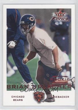 2000 Fleer Focus #209 - Brian Urlacher /3999