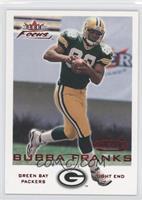 Bubba Franks /3999