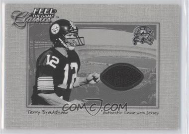 2000 Fleer Greats of the Game [???] #N/A - Terry Bradshaw