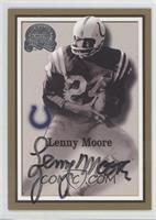 Lenny Moore