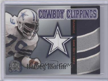 2000 Fleer Greats of the Game Cowboy Clippings #NoN - Harvey Martin