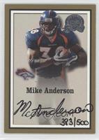 Mike Anderson /500