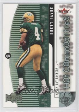 2000 Fleer Metal [???] #6 - Brett Favre