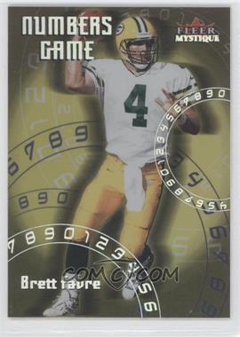 2000 Fleer Mystique [???] #5NG - Brett Favre