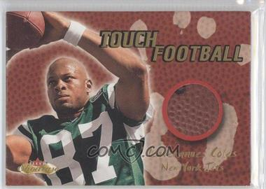 2000 Fleer Showcase Touch Football #LACO - Laveranues Coles