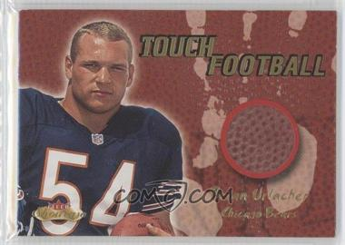 2000 Fleer Showcase Touch Football #N/A - Brian Urlacher