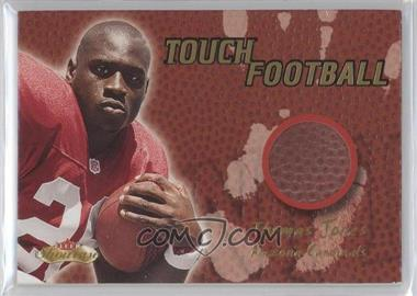 2000 Fleer Showcase Touch Football #N/A - Thomas Jones