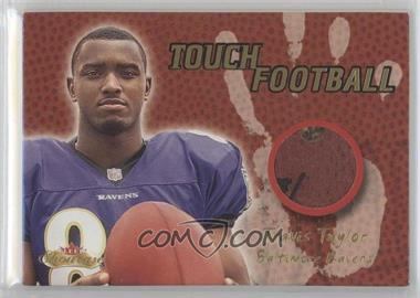 2000 Fleer Showcase Touch Football #TRTA - Travis Taylor
