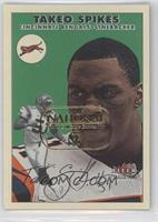 Takeo Spikes /1