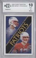 Dave Stachelski, Tom Brady [ENCASED]