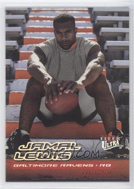 2000 Fleer Ultra #237 - Jamal Lewis